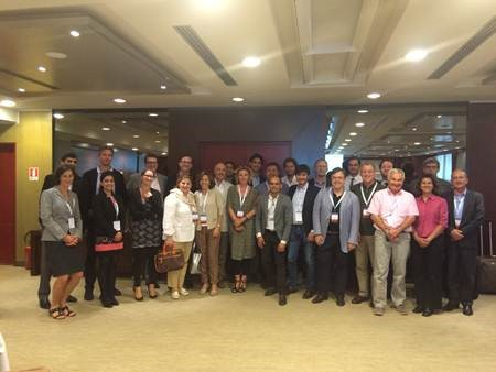 European Advisory Board meeting 2015: Florence, June 12th, 2015